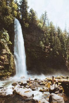 Mill Creek Falls | Southern Oregon