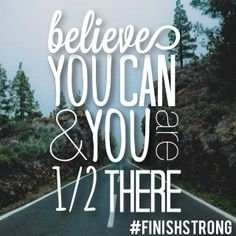 Attitude is everything, let positivity drive you to #finishstrong  http://go.mu.edu/1mT1rhL
