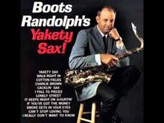Boots Randolph - Walk Right In