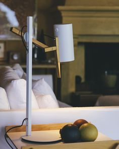 Marset - Scantling table lamp by Mathias Hahn | Domésticoshop.com