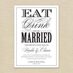 black and white glamour invitations, glitter wedding invitations, Wedding invitations