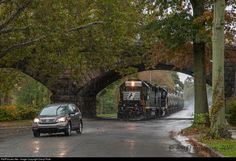 RailPictures.Net Photo: NS 5286 Norfolk Southern EMD GP38-2 at Morrisville, Pennsylvania by Darryl Rule