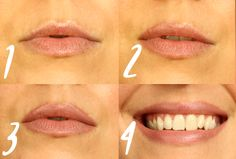 enhance your natural lips with nude lip liner