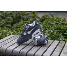 new style 421f4 db661 Acheter Chaussure Nike Air Max 90 Mesh GS Anthracite Blanc Noir France