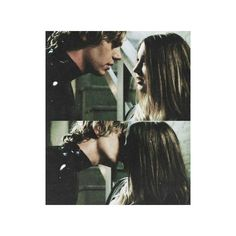 Tate and Violet Kissing