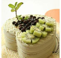 cake au thé vert.
