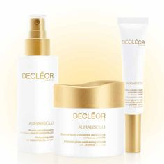 DECLEOR push the boundaries in innovation to bring you AURABSOLU; a new skin care range designed to awaken dull lacklustre skin.