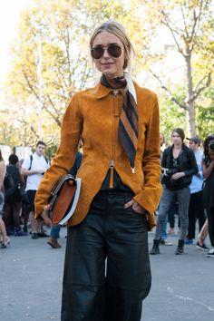 "<p tabindex=""-1"" class=""tmt-composer-block-format-target tmt-composer-current-target"">Pernille Teisbaek. Paris Fashion Week street style. Photo: Imaxtree</p>"