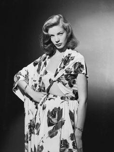 lauren bacall images   Le style Lauren Bacall en 10 looks