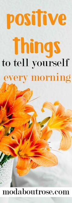 Positive affirmations to say to yourself every moment. Start the day off positively with these affirmation for women. Positive Thoughts Quotes, Positive Mindset, Positive Life, Positive Attitude, Positive Things, Affirmations For Anxiety, Affirmations For Women, Morning Affirmations, Positive Affirmations