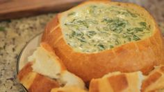 METABOLISM BOOSTING Skinny Spinach Cheese Dip – 70 calories
