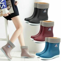 1023 Best Gummistiefel images in 2019   Boots, Shoes, Rubber