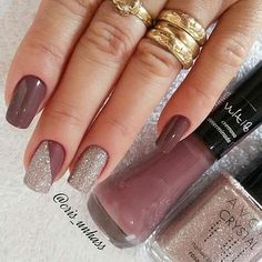 You sure you love your nails,you're always looking for new and unique styles, inspiring photos that you can see below with a brilliant nail art designs which you can use it for your,everyday lifestyle. Perfect Nails, Gorgeous Nails, Love Nails, Pretty Nails, My Nails, French Nails, Nagel Hacks, Gel Nagel Design, Nails Polish
