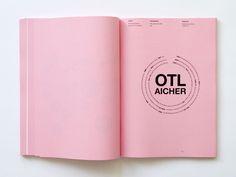 typografie standard on Behance