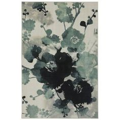 product image for Mohawk Home Stream of Blue Area Rug