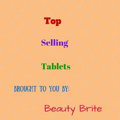 Top Selling Tablets
