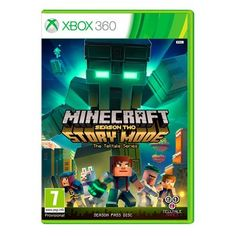 Jesse's adventures in the world of Minecraft continue in season two. Minecraft: Story Mode - Season Two continues Jesse's saga in a five-part, narrative-driven, Playstation, Ps4, Pc Minecraft, How To Play Minecraft, Minecraft Stuff, Microsoft, Old Friendships, Toys Uk, Xbox 360 Games
