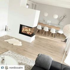 125 gorgeous living room color schemes to make your room cozy page 26 Home Living Room, Interior Design Living Room, Living Room Designs, Living Room Decor, Apartment Living, Living Room Color Schemes, Furniture, Home Decor, Photo Instagram