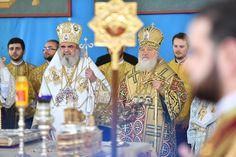 Sărbătoarea Sfântului Dimitrie cel Nou | Patru conducători de Biserici Autocefale au coliturghisit în Bucureşti (VIDEO) - Basilica.ro