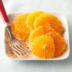 Cinnamon Orange Slices