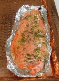 Perfect Smoked Salmon