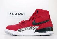 cheap for discount 9184d d1d46 Nike Air Jordan Legacy 312 Varsity Red White Black AV3922-601 Msrp  150   Nike  Athletic