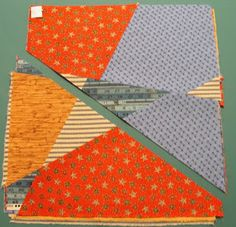 stone house quilter: stack and slash stars Quilting Projects, Knits, Scrap, Kids Rugs, Stone, Knitting, How To Make, House, Rock