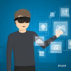 Virtual Reality wearable tech