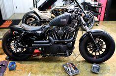 Sporster 48 custom
