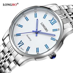 >> Click to Buy << LONGBO Luxury Lovers Couple Brief Business Watches Men Women Stainless Steel Quartz Waterproof Wristwatch Montre Homme 80141 #Affiliate