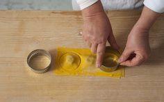Pasta ripiena: i formati a cerchio