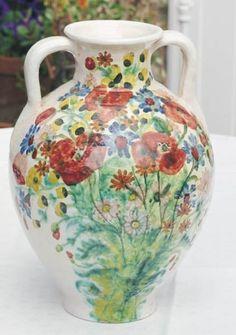 Vase de l'atelier de Louis Baude, Montigny-sur-Loing