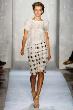 Suno | Spring 2012 Ready-to-Wear Collection | Style.com
