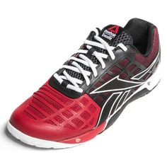 Reebok CrossFit Nano 3.0 (Black White Red) - Mens CrossFit Shoes Mens 9fa626c0d9980