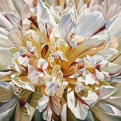 Now I LOVE this, and I'd definitely put it on my wall:  Gold Peony: Barbara Buer: Giclee Print - Artful Home