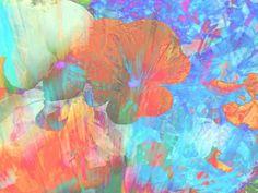 'Blütenzauber' von Peter Norden bei artflakes.com als Poster oder Kunstdruck $22.17