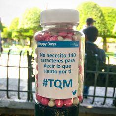 #TQM  No se necesitan más palabras.  #leongto