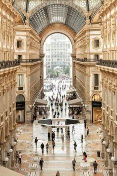 Galería Vittorio Emanuel Milán