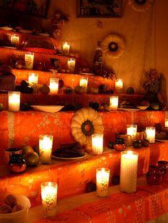 Altar de Muertos by Dioon, via Flickr
