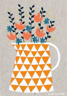 Plants - Art and illustration by Amy Blackwell