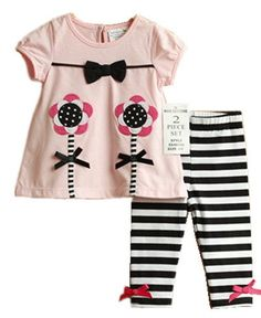http://babyclothes.fashiongarments.biz/  wholesale 6Sets/lot 6M-3T Original Rare Editions Baby Girls'  Embroidered Flowers Pink Color T-shirt and Stripped Pants Suit, http://babyclothes.fashiongarments.biz/products/wholesale-6setslot-6m-3t-original-rare-editions-baby-girls-embroidered-flowers-pink-color-t-shirt-and-stripped-pants-suit/,  New for 2015 summer , With tags , all lables attached  Brand: rare editons    Material: top:  100%  cotton ,down is 95% cotton ,elastic pants  Size…