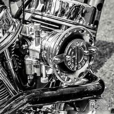 #HotDreams #Carburator and #Panhead #Engine mounted on #Anathema #Bike Shooted on #BarcelonaHarleyDays2010 #BHD10 #DaveKustomShots. More at http://bit.ly/DKSNstgrm