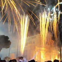 Celebration of Sant'Agata, Catania, Sicily.