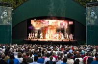 Theatre Under the Stars in Vancouver Stanley Park Malkin Bowl - Reach for the stars this weekend and check out these great performances. Find out more.