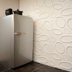 3d wallcoverings- model Bubbles