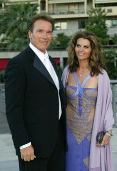 Scandalous Couple: Arnold Schwarzenegger and Maria Shriver AND housekeeper, Mildred Baena and his tell all book which talks about the out- of-wedlock son by this housekeeper, now 14 years old, and the impact of the scandal on Schwarzenegger other children.