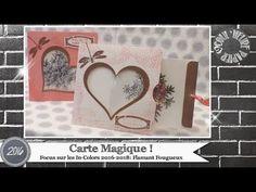 """Vidéo-Tuto """"Carte Magique"""" par Coul'Heure Papier - YouTube"""