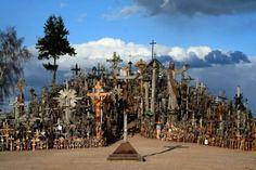 The Hill of Crosses, Palanga, Lithuania