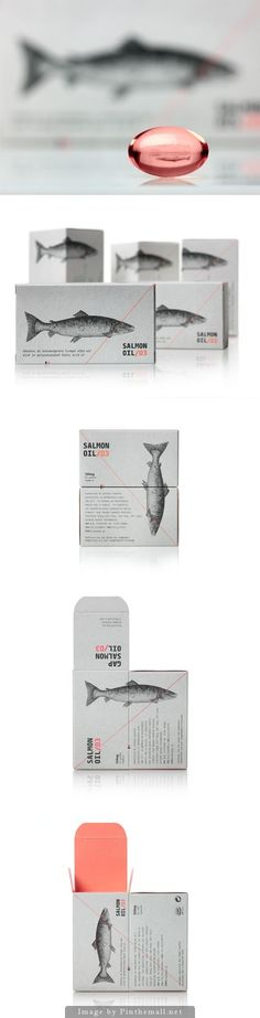Salmon Oil Agency: mousegraphics Type of work: Commercial work Country: Greece