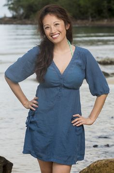 Peih-Gee reflects on her second chance playing Survivor Peih-Gee Law ended up getting voted off camp following an epic Second Chance tribe swap that shook everything—and everyone—up.